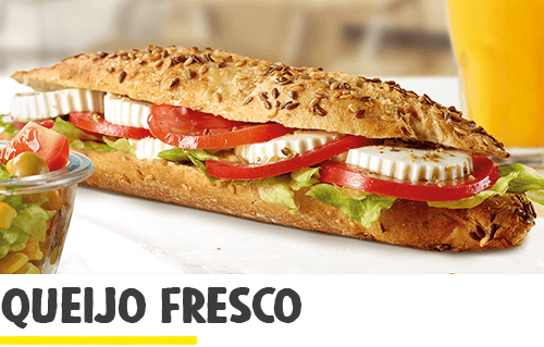QUEIJO FRESCO, Clássicos - Pans & Company Portugal
