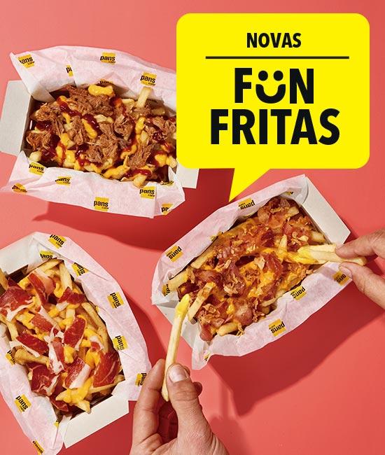 Novas Fun Fritas da Pans&Company