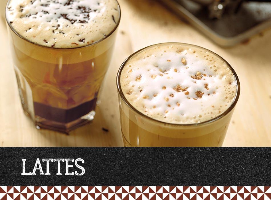 LATTES - CAFÉ PANS. Pans & Company Portugal