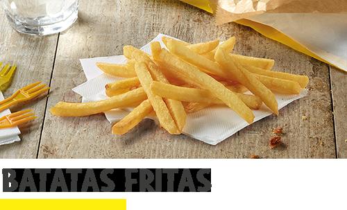 BATATAS FRITAS. Pans & Company Portugal